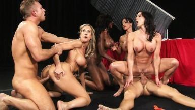 Групповое (Orgy)